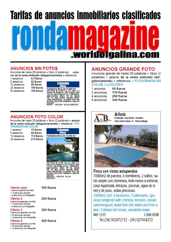 Ronda Magazine