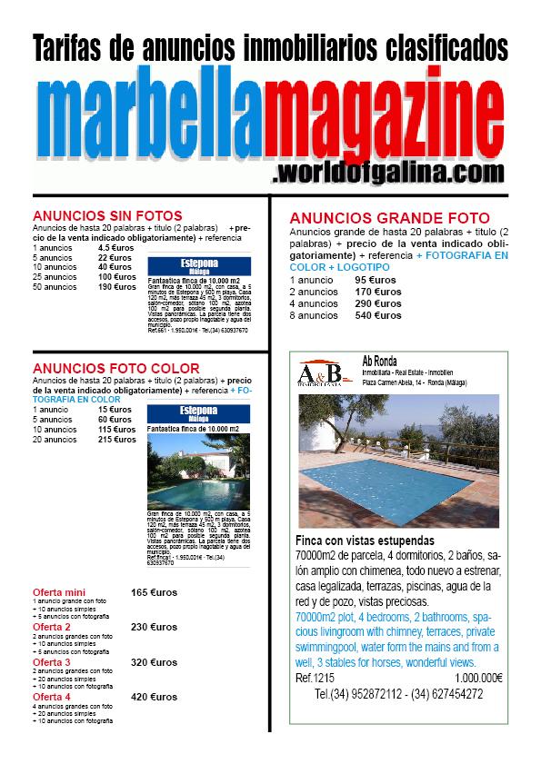 Marbella Magazine