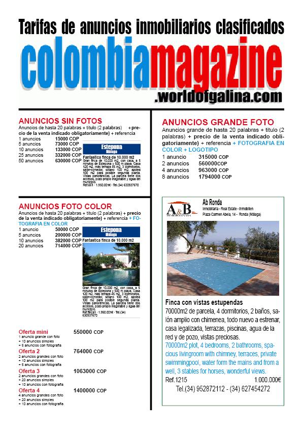 Colombia Magazine
